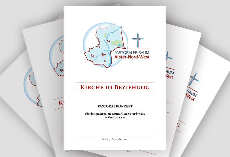 """""""Kirche in Beziehung"""" – Pastoralkonzept für den Pastoralen Raum Alster-Nord-West"""