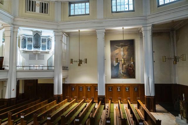 Die Orgel von St. Elisabeth kehrt zurück