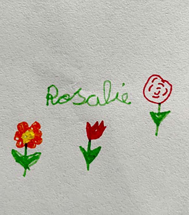 Blumen Rosalie